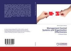 Обложка Management Control Systems and Organization Effectiveness