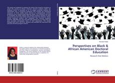 Bookcover of Perspectives on Black & African American Doctoral Education