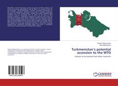Bookcover of Turkmenistan's potential accession to the WTO