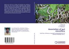 Bookcover of Association of gut microflora