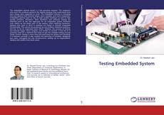 Bookcover of Testing Embedded System