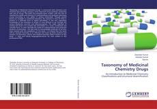 Обложка Taxonomy of Medicinal Chemistry Drugs