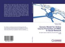 Capa do livro de Generic Model for Online Course Promotion of HRDC in Social Network