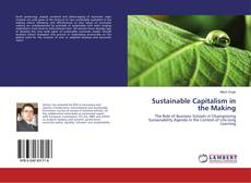 Couverture de Sustainable Capitalism in the Making