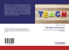 Bookcover of The Role of Grammar