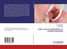 Capa do livro de Color and its implications in Esthetic Dentistry