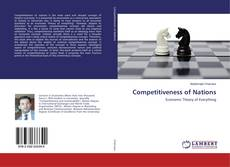 Bookcover of Competitiveness of Nations