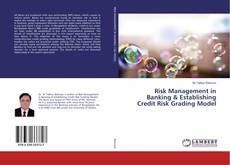 Bookcover of Risk Management in Banking & Establishing Credit Risk Grading Model
