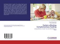Copertina di Factors affecting Complementary Feeding