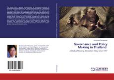 Governance and Policy Making in Thailand kitap kapağı