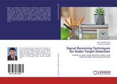 Borítókép a  Signal Denoising Techniques for Radar Target Detection - hoz