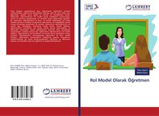 Bookcover of Rol Model Olarak Öğretmen