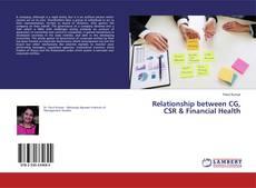 Bookcover of Relationship between CG, CSR & Financial Health