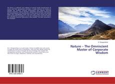 Copertina di Nature – The Omniscient Master of Corporate Wisdom