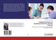 Couverture de Implementation of Guidance Services and Its Impact