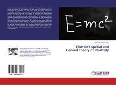 Couverture de Einstein's Special and General Theory of Relativity