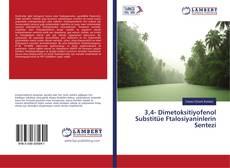 Bookcover of 3,4- Dimetoksitiyofenol Substitüe Ftalosiyaninlerin Sentezi