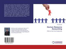 Bookcover of Human Resource Accounting