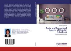 Capa do livro de Social and Economical Aspects of Disaster Situations