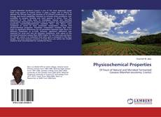 Capa do livro de Physicochemical Properties