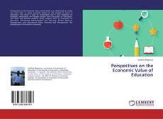 Couverture de Perspectives on the Economic Value of Education