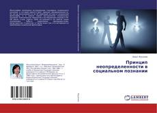 Принцип неопределенности в социальном познании kitap kapağı