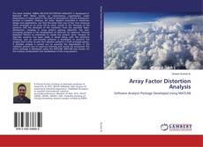 Bookcover of Array Factor Distortion Analysis