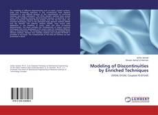 Bookcover of Modeling of Discontinuities by Enriched Techniques