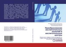 Обложка Преобразование воспитательных колоний в воспитательные центры