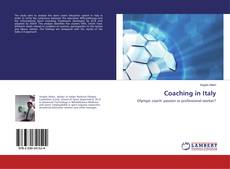 Portada del libro de Coaching in Italy