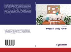 Buchcover von Effective Study Habits