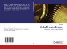 Bookcover of Medical Imaging Research