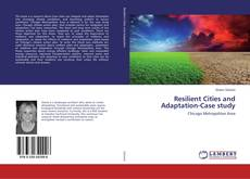 Resilient Cities and Adaptation-Case study kitap kapağı
