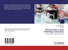 Обложка Clinical Audit In Oral Pathology Laboratory