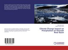 Copertina di Climate Change Impact on Precipitation of Seonath River Basin