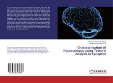 Portada del libro de Characterization of Hippocampus Using Textural Analysis in Epileptics
