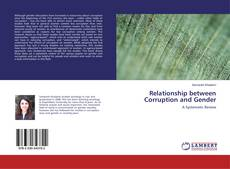 Relationship between Corruption and Gender kitap kapağı
