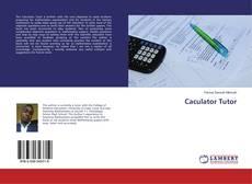 Capa do livro de Caculator Tutor