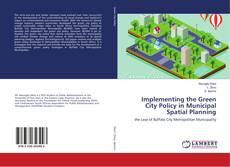 Capa do livro de Implementing the Green City Policy in Municipal Spatial Planning