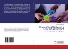 Bookcover of Organisational Culture of a Local Self-Government