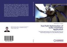 Tool Path Optimization of turbo machinery Application的封面