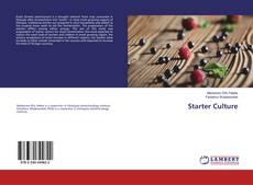 Bookcover of Starter Culture
