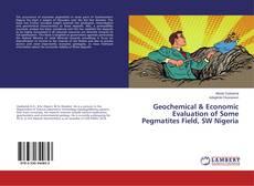 Bookcover of Geochemical & Economic Evaluation of Some Pegmatites Field, SW Nigeria