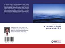 Bookcover of A study on collapse potential of a soil