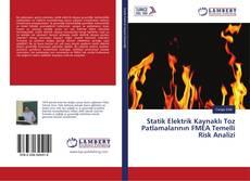 Bookcover of Statik Elektrik Kaynaklı Toz Patlamalarının FMEA Temelli Risk Analizi