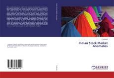 Capa do livro de Indian Stock Market Anomalies