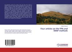 Couverture de Four articles on the FPA and SNAP methods