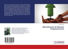 Borítókép a  Microfinance & Women Empowerment - hoz