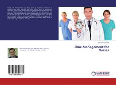 Portada del libro de Time Management for Nurses