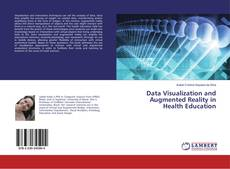 Capa do livro de Data Visualization and Augmented Reality in Health Education